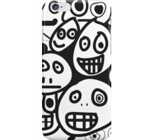 smiley's iPhone Case/Skin