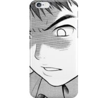 what a jerk. nice shading though.  iPhone Case/Skin
