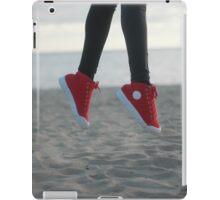 Spring Court Reds iPad Case/Skin