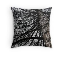 The Cold Part Of Town Throw Pillow