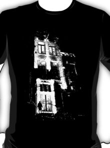 The door is open and the lights are on...  Urban TSHIRT T-Shirt