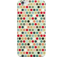 urban spot cream iPhone Case/Skin