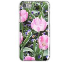 Tulips and Pansies From Amsterdam iPhone Case/Skin