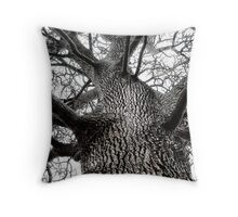 'I Know More Than You Would Believe' Korumburra Botanical Gardens Throw Pillow