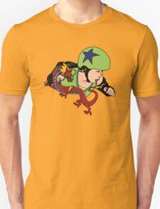 A Girl Worth Fighting! Unisex T-Shirt