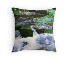 Tasmanian Beauty Throw Pillow