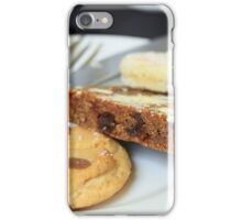 Cake & Biscuits iPhone Case/Skin