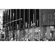 585 Broadway, New York Photographic Print