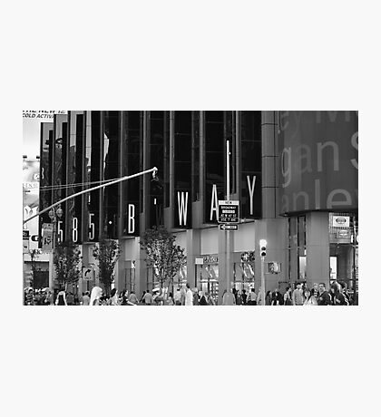 585 Broadway, New York Photographic Print
