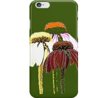 Diverse Daisies iPhone Case/Skin