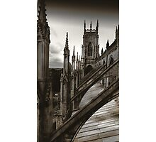 york minster,  york england Photographic Print