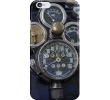 The Information Gauge iPhone Case/Skin