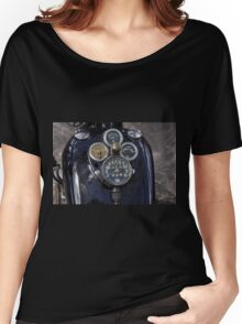 The Information Gauge Women's Relaxed Fit T-Shirt