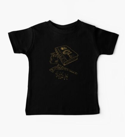 Hunter's Tools of the Trade Baby Tee
