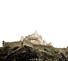 Edinburgh Castle by AriseShine