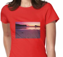 The final hour Womens Fitted T-Shirt