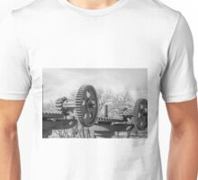 Wheels and Time  Unisex T-Shirt