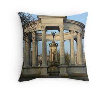 Cenotaph, Cardiff Throw Pillow