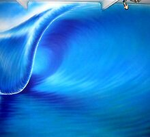 BEDROOM WAVE by vinn