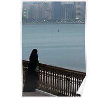 Watching Over Abu Dhabi Poster