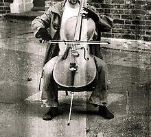 le violoniste by davidautef