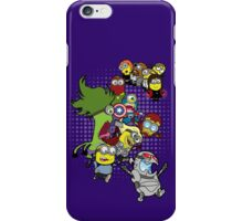 Assemble Minions Age of Ultrion iPhone Case/Skin
