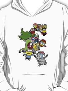 Assemble Minions Age of Ultrion T-Shirt