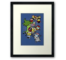 Assemble Minions Age of Ultrion Framed Print