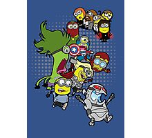 Assemble Minions Age of Ultrion Photographic Print