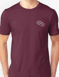 Textile Reincarnation - White Lettering T-Shirt