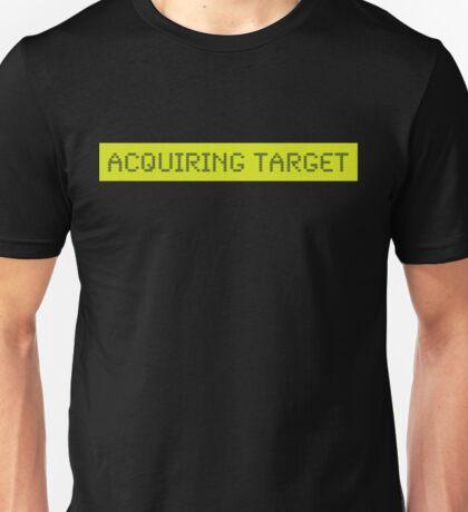 LCD: Acquiring Target Unisex T-Shirt