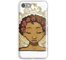 Afro Flower iPhone Case/Skin
