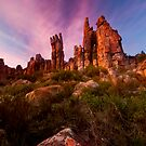 The Castle by Hougaard Malan