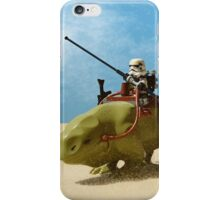 Sandtrooper iPhone Case/Skin