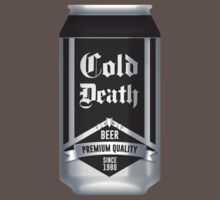 Beer - Cold Death Kids Clothes