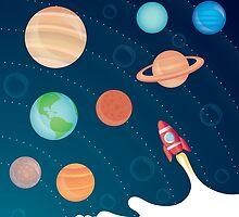 Space Foam by heymalice