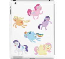 Poobrain Teenies! iPad Case/Skin