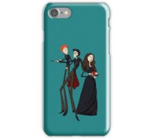 Tim Burton's Potter iPhone Case/Skin