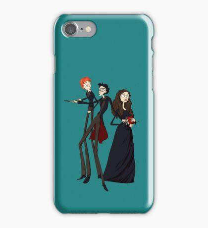 Tim Burton's Potter iPhone Case/Skin