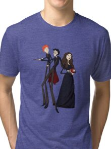 Tim Burton's Potter Tri-blend T-Shirt