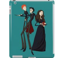 Tim Burton's Harry Potter iPad Case/Skin