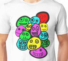 smiley's five Unisex T-Shirt