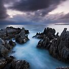 The Bay of Spears by Hougaard Malan