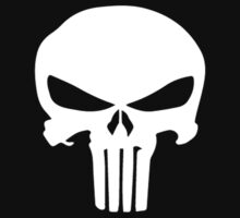 The punisher Logo by TuReyMestizo