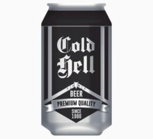 Beer - Cold Hell Kids Clothes