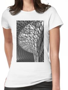 Kings Cross 2 Womens Fitted T-Shirt