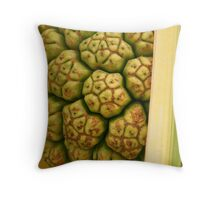Pandanus Fruit  Throw Pillow