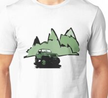 Jeeping It!: GREEN Unisex T-Shirt