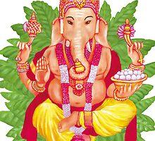 Ganesha by robertemerald