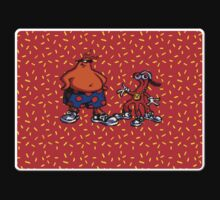 Toejam Earl Genesis Megadrive Sega Start menu screenshot by ruter